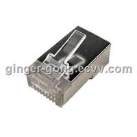 Cat6 FTP RJ45 Plug (JXPT-03060152)