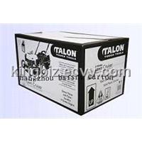 Color Printing Corrugated Carton Box