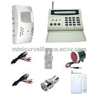 Diy Surveillance Alarm System (MDS-6600B)
