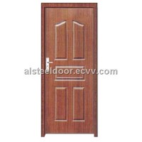Galvanized Metal Hollow Doors (WJ0001)