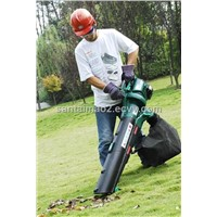 Gasoline 2 In 1 Multi-fuction Leaf Blower & Vacuum --EBV360