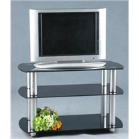 Glass TV Stand (GTS-E103B)