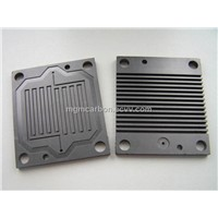 Graphite Bipolar Plate for hydrogen fuel cell