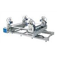 Horizontal Four-point Welding Machine (SHP4-4300B)