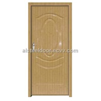 PVC Coated Galvazed Steel Doors