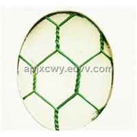 PVC Twist Wire Mesh-Hexagonal