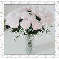 Silk Stockings Artificial Flower-Rose