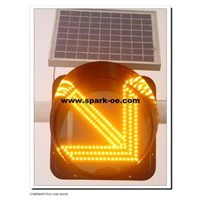 Solar Warning Light
