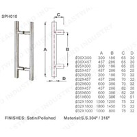 Pull Handle-Stainless Steel (SPH010)