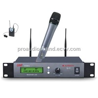 U-1 UHF Wireless Microphone System