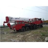 Used Original 50T TADANO Crane (TG-550E)