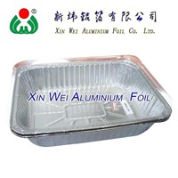 Aluminum Foil Food Container