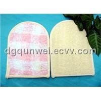 Bath Loofah Glove (QW05165)