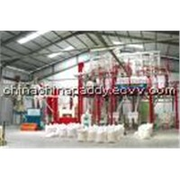 corn flour milling machinery
