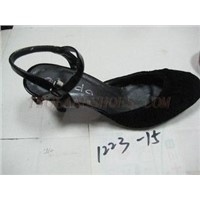 High Heel Fashion Shoes (TWYWD1223-15)
