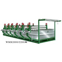 high speed double kniting mechine