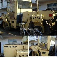 used Road Roller- BOMAG BW161AD