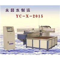 Waterjet Cutting Machine (YCW-J-420-X2015)