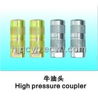 High Pressure Coupler
