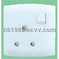1GANG 15A Switched Socket