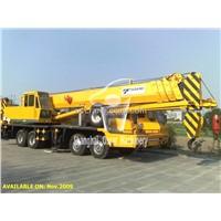 2005 Tadano TG-650E 65t Used Truck Crane