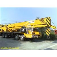 2007 Tadano GT-550e 55t Used Truck Crane