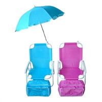 2pc Kit Kids Chair & Umbrella