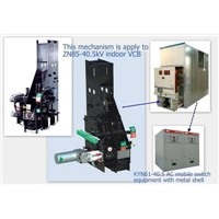 40.5kV High Voltage Switchgear Mechanism