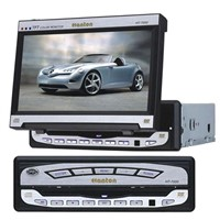 7inch In-dash DVD Player with TFT LCD Monitor & Amplifier