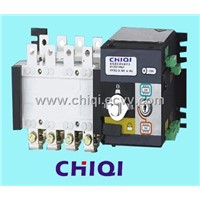 Automatic Transfer Switch (ATS) double power supply for electric appliance