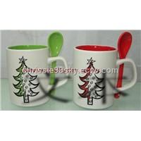 Ceramic Christmas Mugs