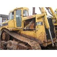 Crawler Bulldozers Cat D8N