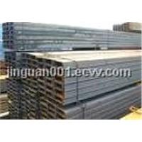 GB/JIS/BS/ASTM Channel Steel