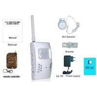 GSM/GPRS Alarm Camera