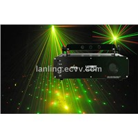 Moving-head RGY Twinkling Laser Show System(L618RGY)