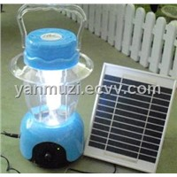 Solar Camping Lamp (HRS-6016)