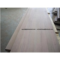 Solid Wood Worktops, finger joint panel, edge glued panel