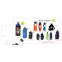 Sport bottle cooler