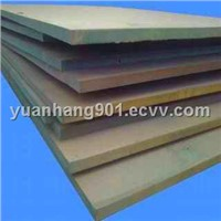 Steel Plates Resistant to WeatheringS355J2WP/S355J2W