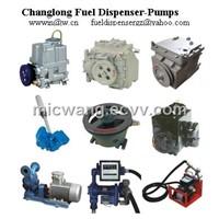 Submersible pump/gear pump