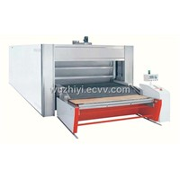 TT-400/620/800/1000/1200 infrared tunnel electric heating oven