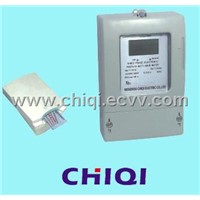 Three Phase Prepaid Watt Hour Meter