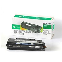 Toner Cartridge HP Q2670A for HP Color LaserJet 3500/3550/3700 Series