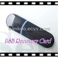 USB Recovery Card for Laptop and Desktop Protection