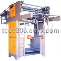 Vertical High-Speed Slitting Machine for Fabric