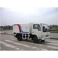 XBW Hermetic Garbage Truck