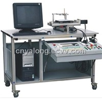 Plane Double-Spindle Operation Control Trainer