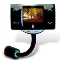 bluetooth car mp3 fm transmitter free handler