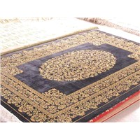 Handmade Slik Carpet (Carved 012)
