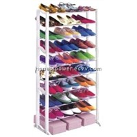 Shoe Shelf with Holding up to 30 Pairs Shoes